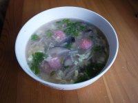 双菇汤的做法