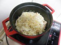 萝卜丝米饭的做法