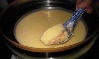 瑶柱蒸双蛋的做法