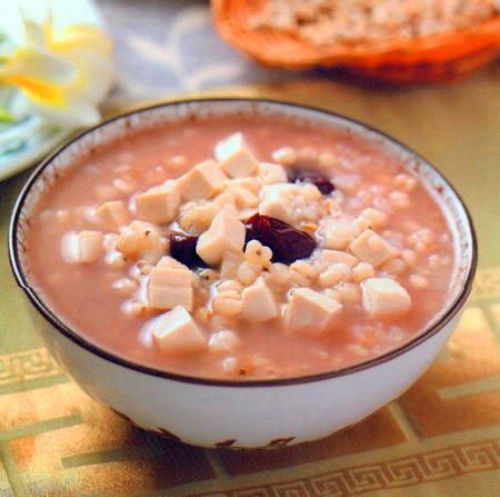 豆腐薏米粥