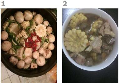 懒人电饭锅养生汤的做法