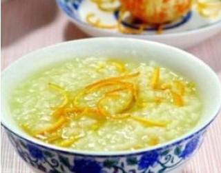 黄芪陈皮粥