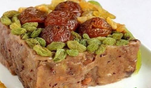 新疆切糕好吃吗,新疆切糕制作方法