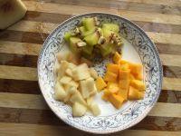 百合桃胶水果捞怎么做好吃