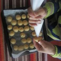 幸福甜点---奶油泡芙的做法