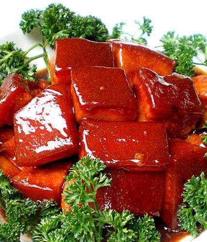 苏州小吃酱汁肉的做法