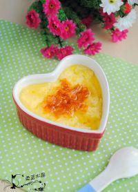 橙皮吐司布丁的10步制作方法