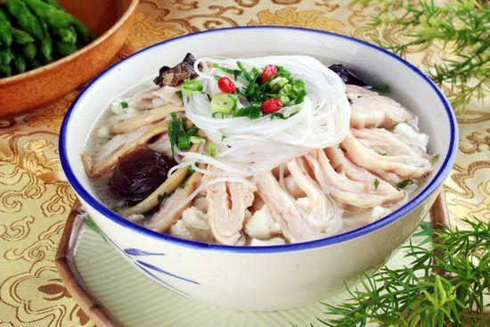 西安特色小吃葫芦头的做法