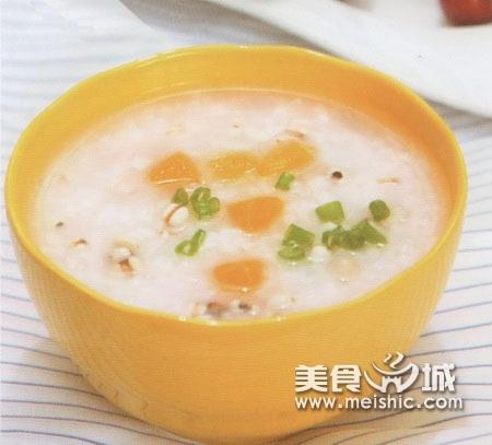 南瓜薏米粥