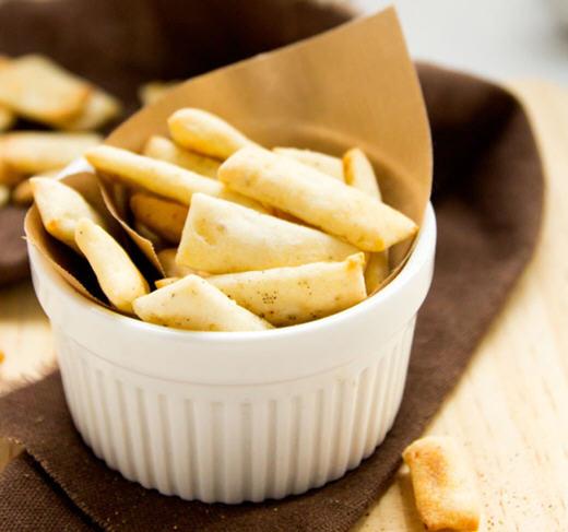 黑椒薯脆的制作,一款吃起来嘎嘣嘎嘣脆的养生小零食