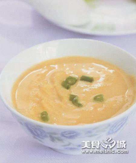 玉米粉黄豆粥