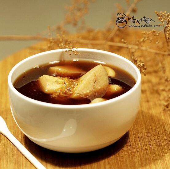 桂花糖芋苗的传统做法