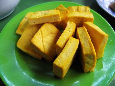 沙县名小吃烤豆干的做法