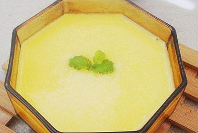 甜糯鲜玉米糊的做法