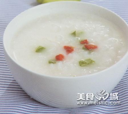 牛奶芦荟稀粥