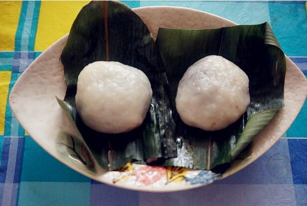 广东民间小吃:茶果的4步做法