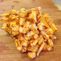 红薯疙瘩怎么做?红薯块的家常做法