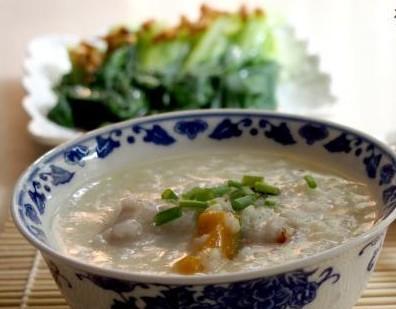 排骨煲蚝豉南瓜粥的做法