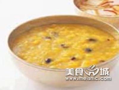 黄芪阿胶粥的做法