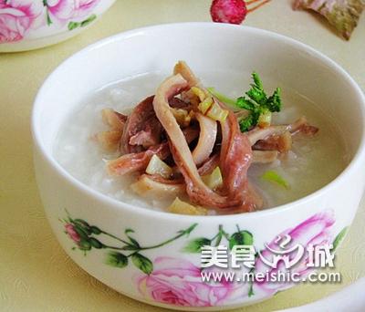 土豆猪肚双米粥