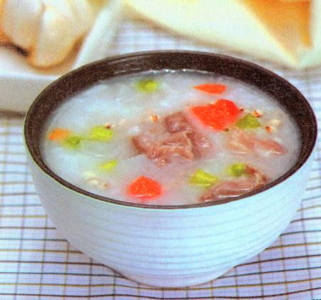 羊肉薏米粥