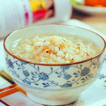 薏仁白米粥的做法步骤