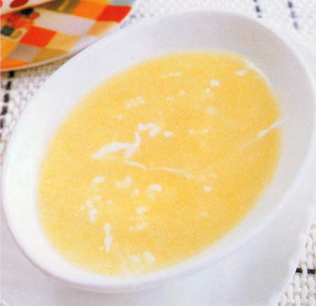牛奶小米粥