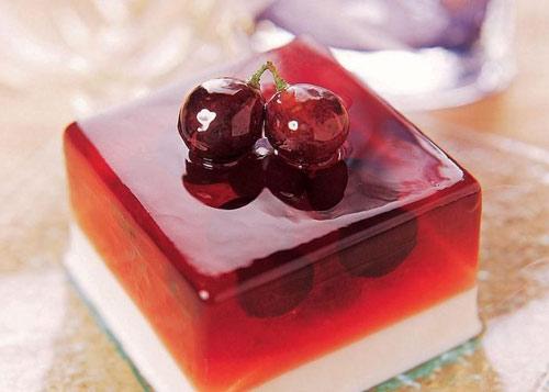 红酒玫瑰冻做法