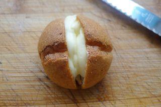 蛋奶沙司酱泡芙的26步做法
