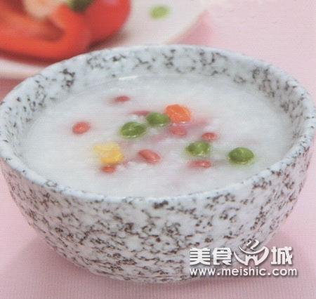 双豆双米粥