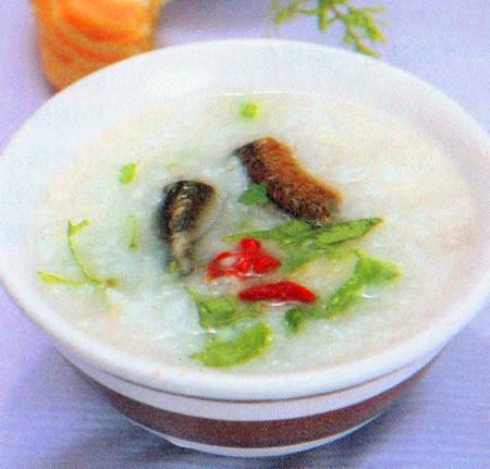 飘香鳝鱼粥