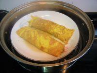 菠菜鸭肝鸡蛋卷怎么做好吃