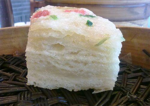 扬州十大名小吃之千层油糕的做法