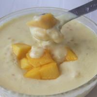 夏日甜品之芒果西米捞的具体做法