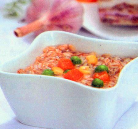 燕麦南瓜豌豆粥