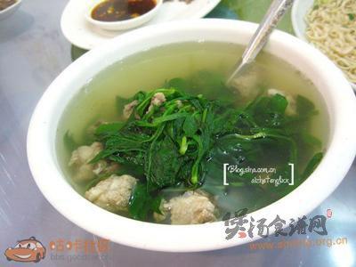 苦菜骨汤的做法