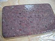 椰香红豆糕---制作简便,味道浓郁