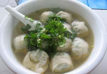 上海菜肉大馄饨做法