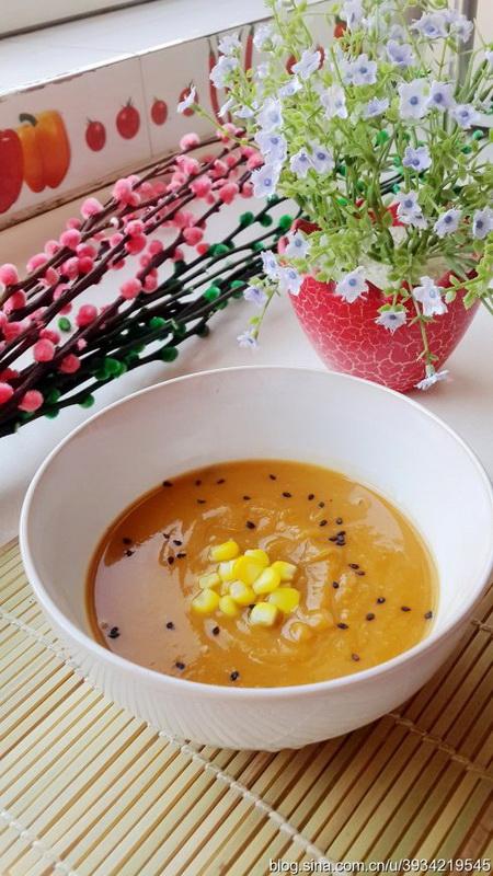 春节必备:南瓜粥