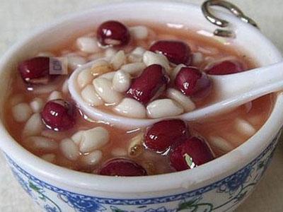 茯苓赤小豆薏米粥