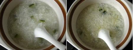 冬瓜粥的家常做法