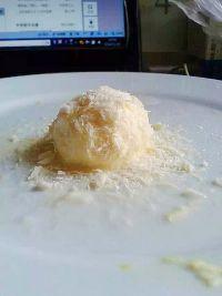 椰蓉奶冻糕的9步制作方法
