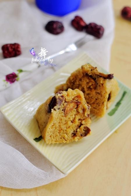 红枣发糕怎么做好吃,红枣发糕的制作方法