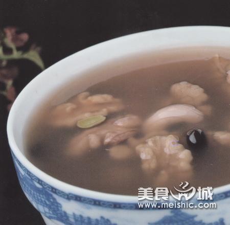黑豆腰果核桃粥