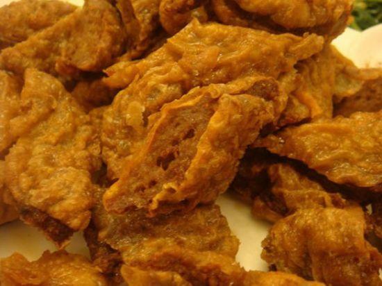 青海十大名小吃之夹沙牛肉的做法