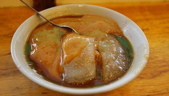 台湾小吃之彰化肉圆的做法