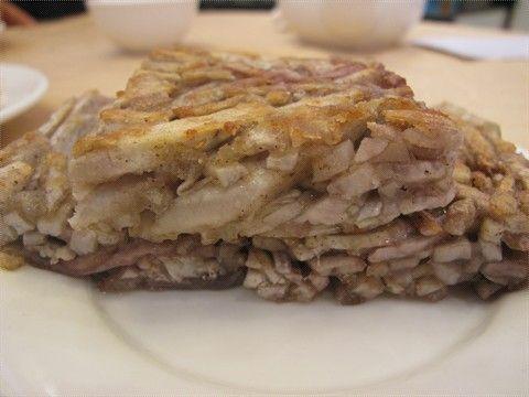 福清特色小吃:芋丝饼的做法