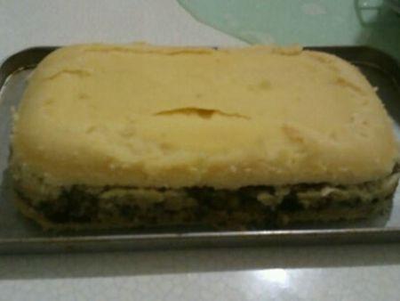 栗子蒸蛋糕怎么做