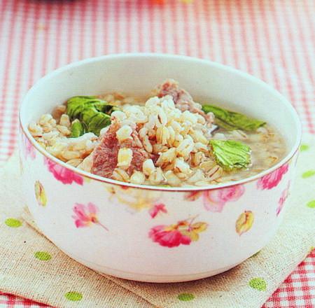 排骨糙米粥
