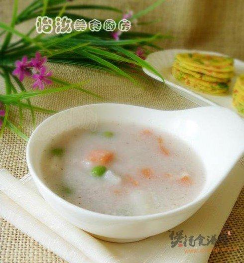 薏米芡实山药粥的做法